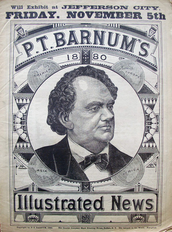 P.T. Barnum and Consumer Debt