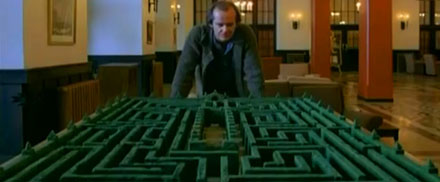 the shining overlook maze