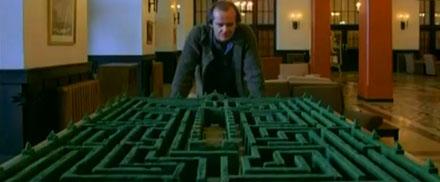 the shining overlook maze