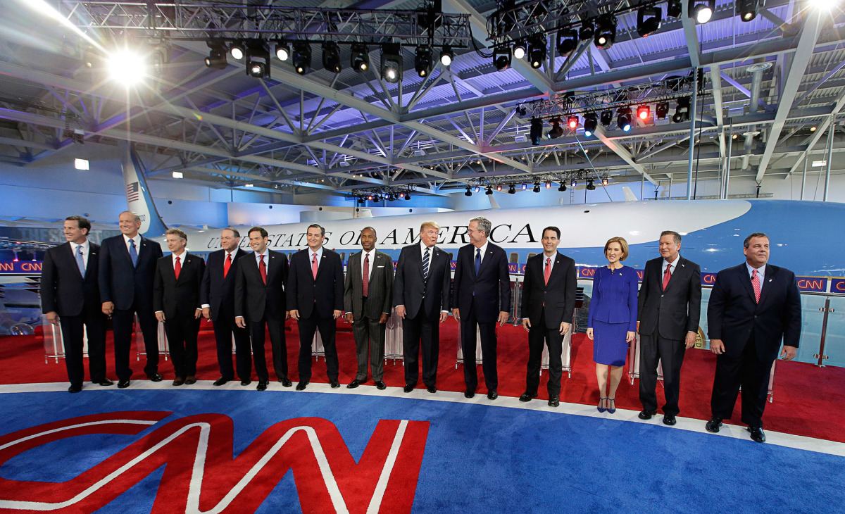 Why I'll Be Cringing During the Republican Debates (… it's not what you think)