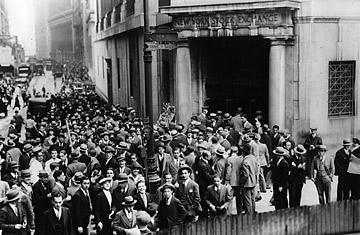 La Crisis De 1929 Historia Contempor 193 Nea