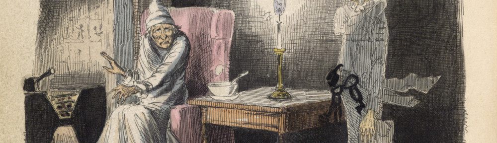 Debt, Dickens, and the Ghost of Christmas Yet to Come